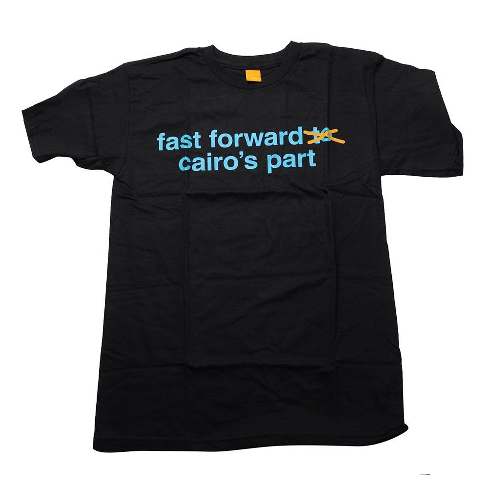 Enjoi Cairo's Part - Men's T-Shirt - Black