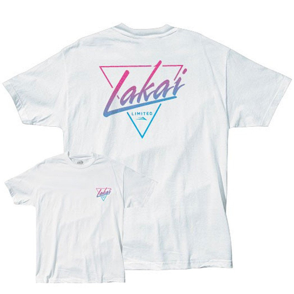 Lakai Maui - White - Men's T-Shirt