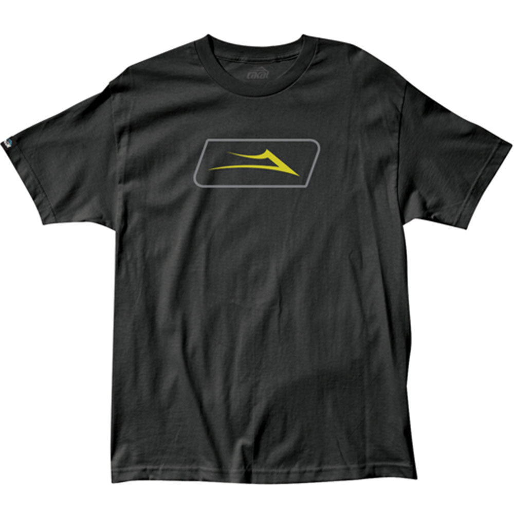 Lakai Bar Standard - Black - Men's T-Shirt