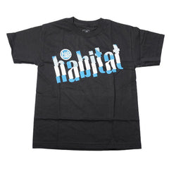 Habitat Generations S/S - Black - Youth T-Shirt