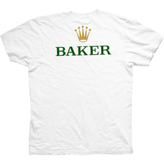 Baker Bolex S/S - White - Men's T-Shirt
