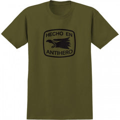 Anti-Hero No Entiendo S/S - Green - Men's T-Shirt