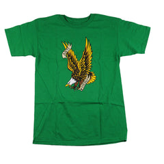Anti-Hero Flying Eagle S/S - Kelly Green - Men's T-Shirt
