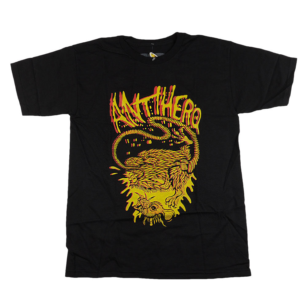 Anti-Hero Rat S/S - Black - Men's T-Shirt