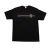 Santa Cruz Serape Dot Regular S/S - Black - Men's T-Shirt