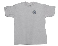 Thunder Mainline S/S - Athletic Heather/Blue - Men's T-Shirt