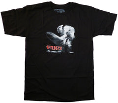 Thunder Thunderburg S/S - Black - Men's T-Shirt