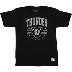 Thunder Thunder Nation S/S - Black - Men's T-Shirt