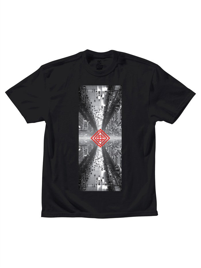 DC Traffic - Black - Men's T-Shirt
