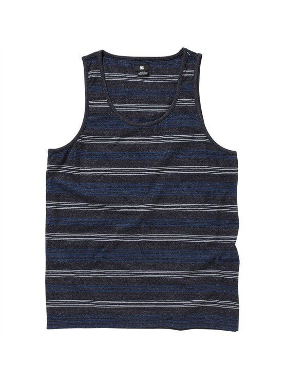 DC Breezer Tank - Black - Men's Tank Top