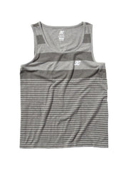 DC Burly Training Tank - Heather Grey - Men's Tank Top