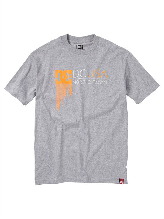 DC Rob Dyrdek Highlight State - Heather Grey - Men's T-Shirt