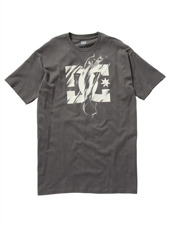 DC Vapor - Charcoal - Men's T-Shirt