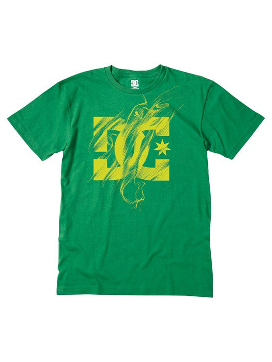 DC Vapor - Kelly Green - Men's T-Shirt