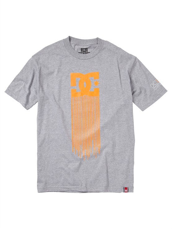 DC Rob Dyrdek Highlight - Heather Grey - Men's T-Shirt