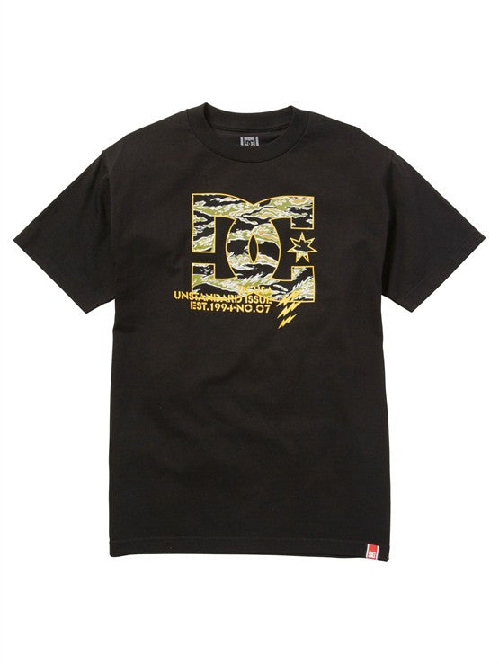 DC Rob Dyrdek Tigerstripe - Black - Men's T-Shirt