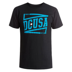 DC Blueliner S/S - Anthracite KVJ0 - Men's T-Shirt