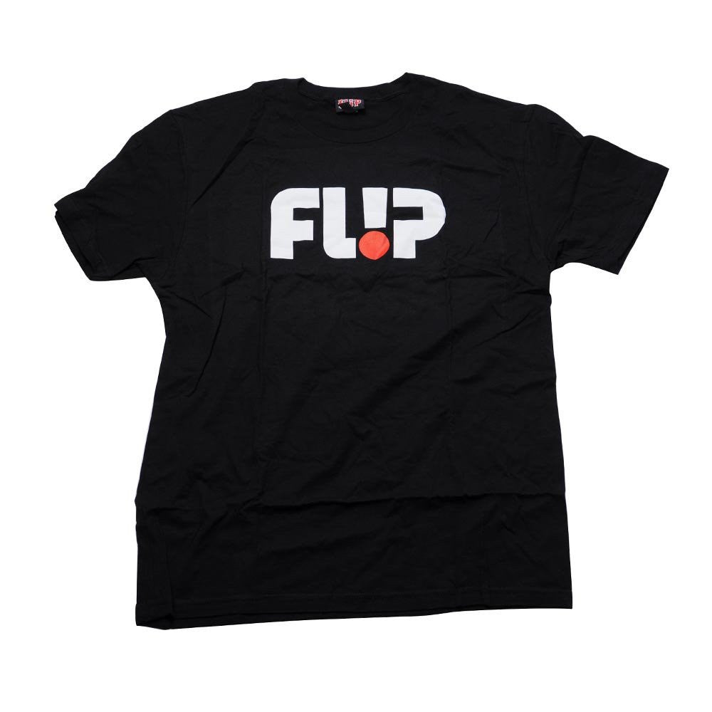 Flip Odyssey Regular S/S Shirt - Black - Mens Shirt