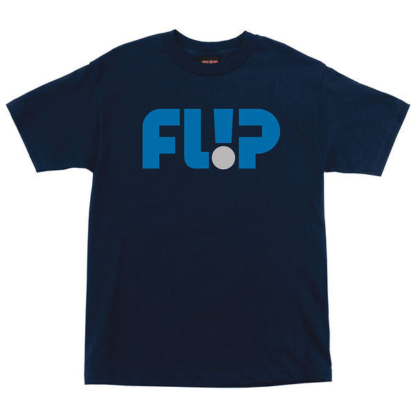Flip Odyssey Regular S/S Shirt - Midnight Navy - Men's Shirt