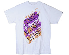 Etnies Float S/S - White - Men's T-Shirt