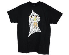 Etnies Good Livin S/S - Black - Men's T-Shirt