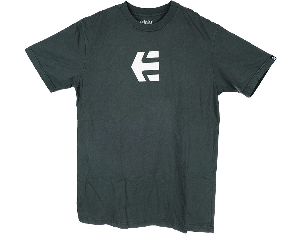 Etnies Icon S/S - Olive - Men's T-Shirt