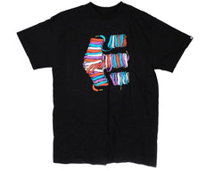 Etnies Laced 3 S/S - Black - Men's T-Shirt