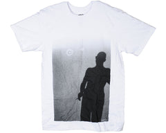 Etnies Shadow S/S - White - Men's T-Shirt