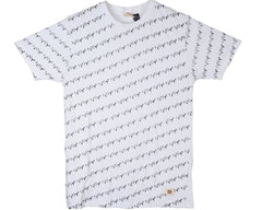 Etnies Windmill S/S - White - Men's T-Shirt