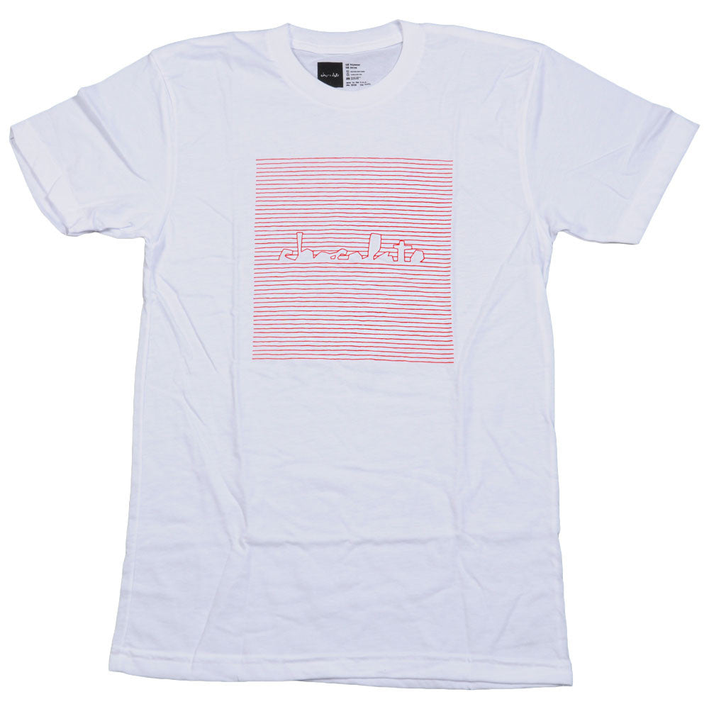 Chocolate Chunk Division S/S - White - Men's T-Shirt
