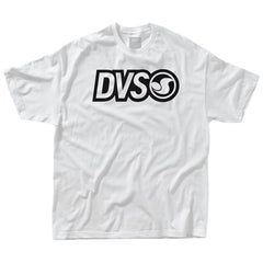 DVS Core Logo - White - Men's T-shirt
