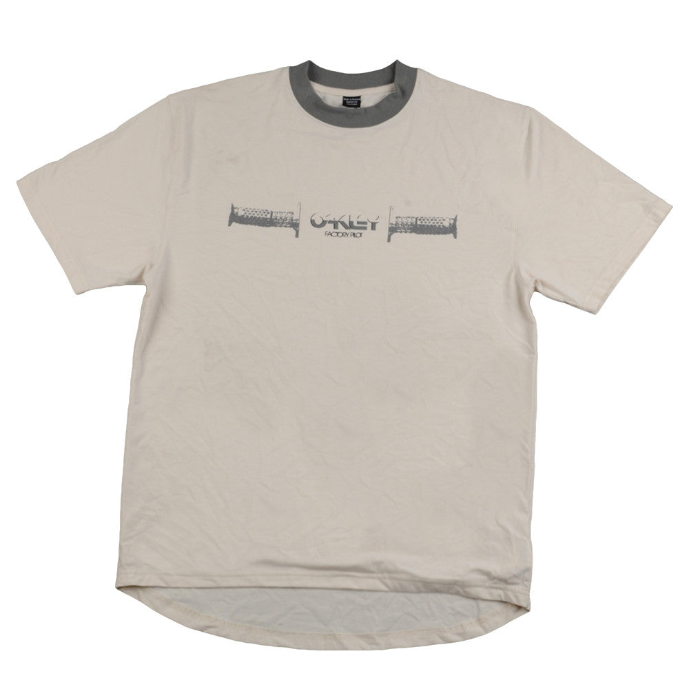 Oakley Factory Jersey Nickel - Men's T-Shirt
