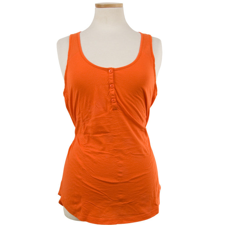 Roxy Black Sand - Women's Shirt - Spicy Orange