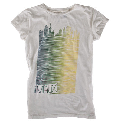 Matix Highrise - Pearl White - Women's T-Shirt