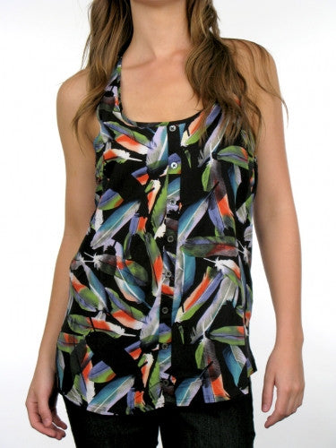 Volcom Fortune Teller - Women's Dress - BLC