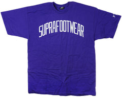Supra Archer S/S - Purple - Men's T-Shirt