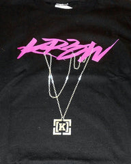 KR3W Gold Remix - Black - Men's T-Shirt