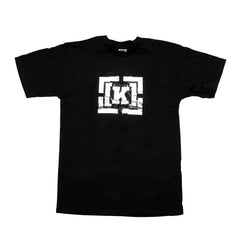 KR3W Torn - Black - Men's T-Shirt