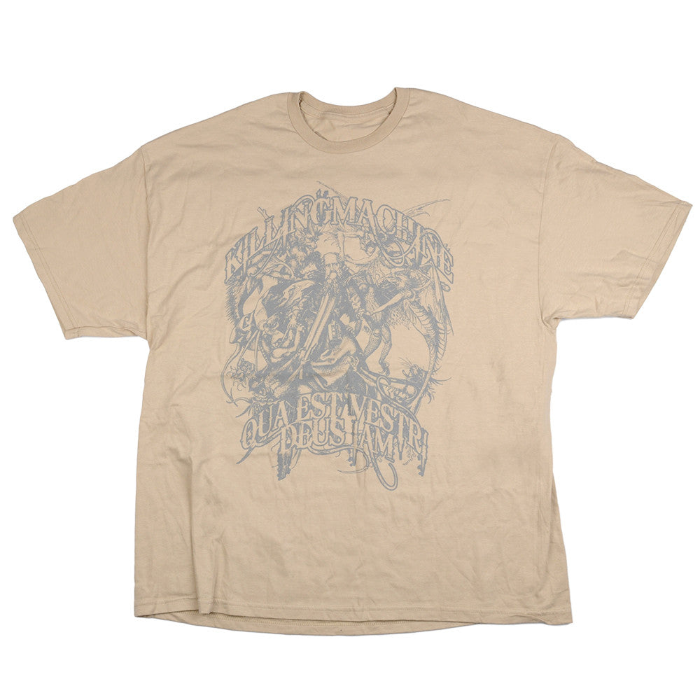 Killing Machine Martyr - Natural - Men's T-Shirt