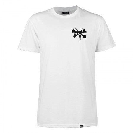 Bones Pocket Op - White - T-Shirt