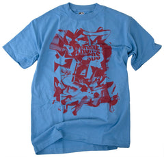 Rome Anatomic - Blue T-Shirt