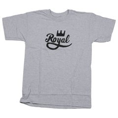 Royal Stress Standard S/S - Athletic Heather Grey - Men's T-Shirt