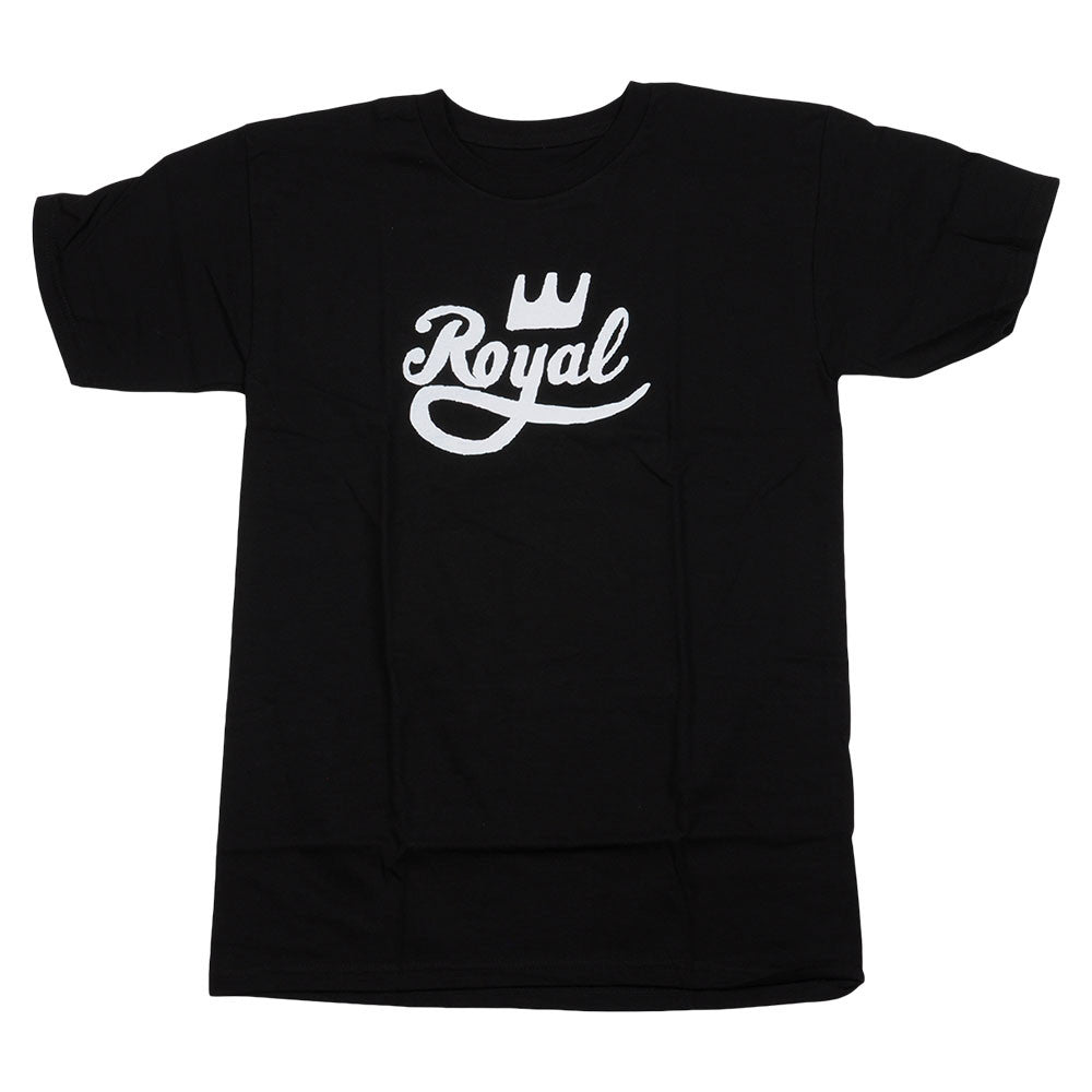 Royal Stress Standard S/S - Black - Men's T-Shirt