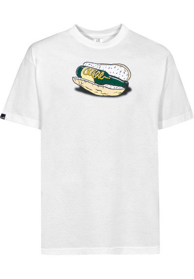 Cliche Sandwich Tee - White - Men's T-Shirt
