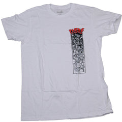 Cliche Master Of Puppets S/S - White - Men's T-Shirt