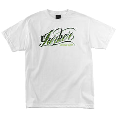 Creature Lurker Regular S/S - White - Men's T-Shirt