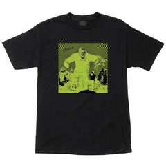 Creature Attack Regular S/S - Black/Green - Men's T-Shirt