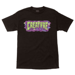 Creature Detox S/S - Black - Men's T-Shirt