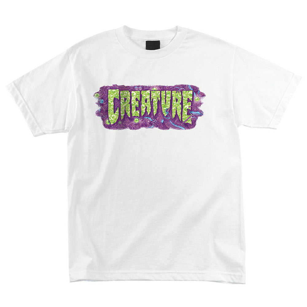 Creature Detox S/S - White - Men's T-Shirt