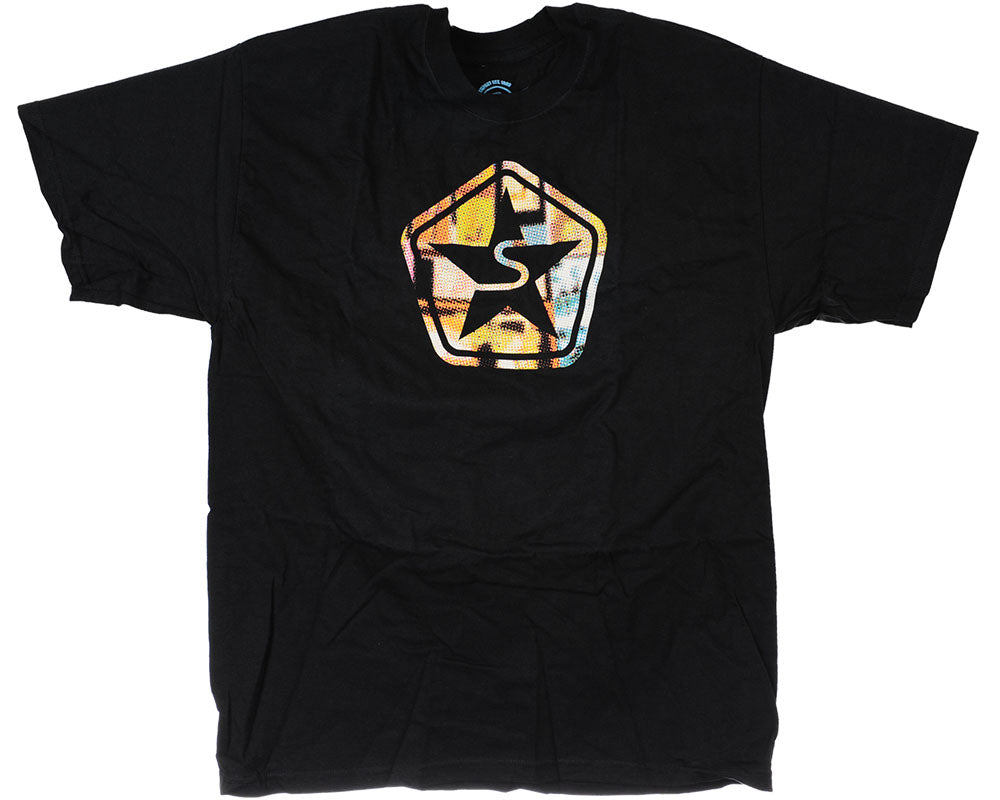 Sessions Pin Up Star S/S - Black - Men's T-Shirt